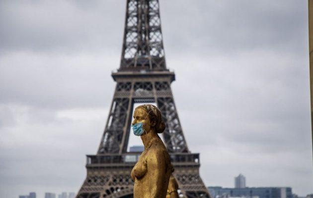Παρίσι-Κορωνοϊός: Επιβάλλεται η μάσκα και στους εξωτερικούς χώρους
