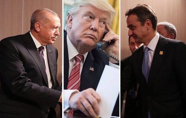 Μ. Ιγνατίου: Στο χείλος του πολέμου Ελλάδα-Τουρκία – Οι λόγοι της επικοινωνίας Τραμπ με Μητσοτάκη και Ερντογάν