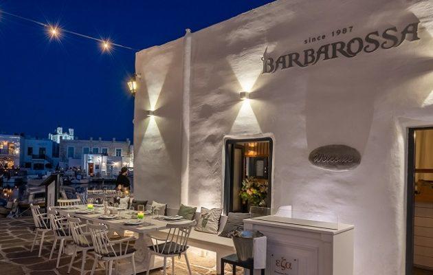 Κλείνει διάσημο εστιατόριο στη Νάουσα της Πάρου λόγω κορωνοϊού