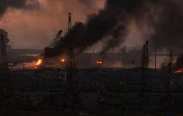 Έκρηξη στη Βηρυτό: Δεκάδες νεκροί και εκατοντάδες τραυματίες (βίντεο)