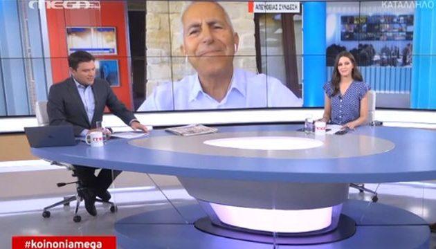 Αποστολάκης: To «Ορούτς Ρέις» πραγματοποιεί έρευνες – Οι ΕΔ ξέρουν τι να κάνουν – Είναι πολιτική απόφαση
