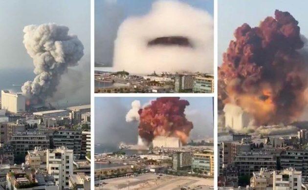 Εκρήξεις Βηρυτός: Ζημιές στην Κυπριακή Πρεσβεία – Τραυματίστηκε η Κύπρια επιτετραμμένη