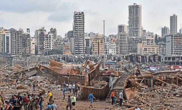 Έκρηξη Βηρυτός: Υπέκυψε στα τραύματά της η σύζυγος του Ολλανδού πρεσβευτή