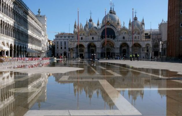 Οριστικό λουκέτο σε 390.000 επιχειρήσεις στην Ιταλία λόγω κορωνοϊού