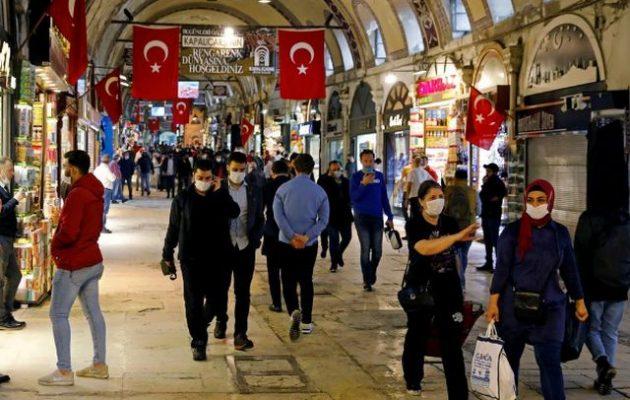 Περιορισμοί στην Κωνσταντινούπολη λόγω κορωνοϊού