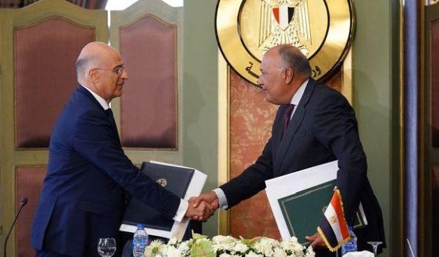 Αναρτήθηκε στον ΟΗΕ -σε χρόνο ρεκόρ- η μερική οριοθέτηση ΑΟΖ Ελλάδας-Αιγύπτου