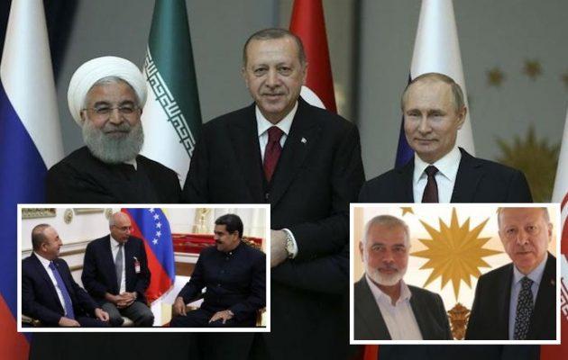 Τουρκία: Εχθρός των συμμάχων της Δύσης – Σύμμαχος των εχθρών της Δύσης