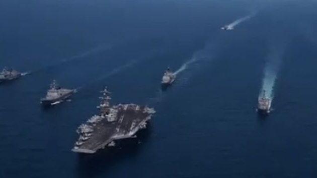 Ο γαλλικός στόλος με το «Charles de Gaulle» έρχεται πλήρως εξοπλισμένος στο πλευρό του ελληνικού στόλου