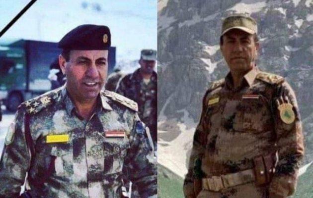 Τουρκικό ντρον βομβάρδισε και σκότωσε δύο ανώτερους Ιρακινούς αξιωματικούς – Ακυρώθηκε ο Ακάρ