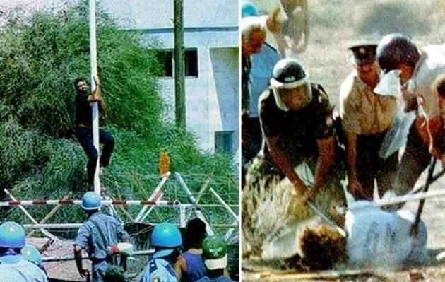 24 χρόνια από τους φόνους Τάσου Ισαάκ και Σολωμού Σολωμού στην Κύπρο