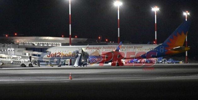 Τούρκος σε αμόκ… προσγείωσε αεροσκάφος στην Κέρκυρα