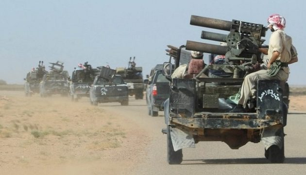 Oι ΗΠΑ καταδίκασαν κάθε στρατιωτική ανάμιξη στη Λιβύη