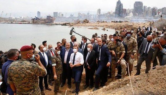 Η Γαλλία με τα Εμιράτα αναλαμβάνουν την ανοικοδόμηση του λιμανιού της Βηρυτού