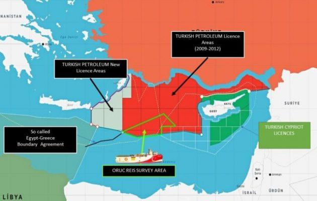 Τούρκος αξιωματούχος Τζ. Ερτζιγιές: Ποιο Καστελόριζο; Αυτό είναι «μαξιμαλισμός»