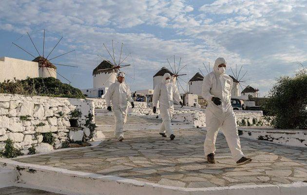 Κορωνοϊός: Έξι κρούσματα σε πασίγνωστο ξενοδοχείο της Μυκόνου – Καταγγελίες ότι το κρατούσαν κρυφό