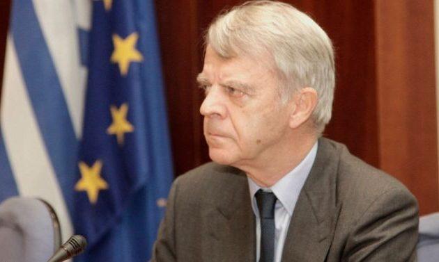 Επικεφαλής της ελληνικής αντιπροσωπείας στις διερευνητικές με τους Τούρκους ο Παύλος Αποστολίδης