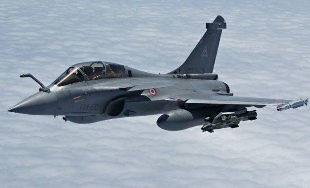 Δύο γαλλικά Rafale πέταξαν πάνω από το «Oruc Reis» – Στην Κρήτη το γαλλικό ελικοπτεροφόρο
