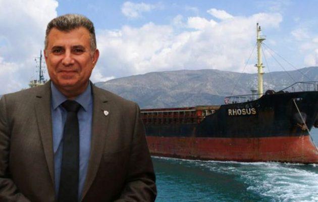 Τι είπε ο Κύπριος πρώην ιδιοκτήτης του «Rhosus» για το μοιραίο φορτίο που ανατίναξε τη Βηρυτό