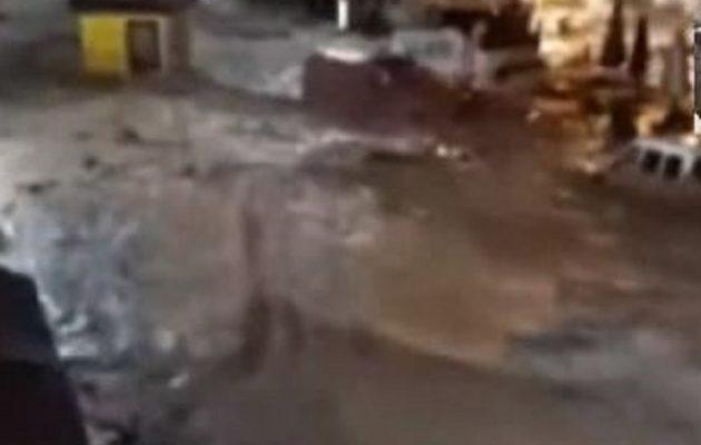 Πλημμύρες στην Τουρκία: Τέσσερις νεκροί και 11 αγνοούμενοι