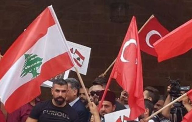 Al Arabiya: Η Τουρκία στέλνει φορτία με όπλα σε ισλαμιστές στον Λίβανο
