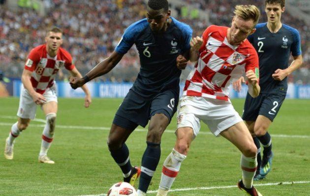Γαλλία-Κροατία στο Nations League με πολλά ειδικά στοιχήματα στα πρακτορεία ΟΠΑΠ