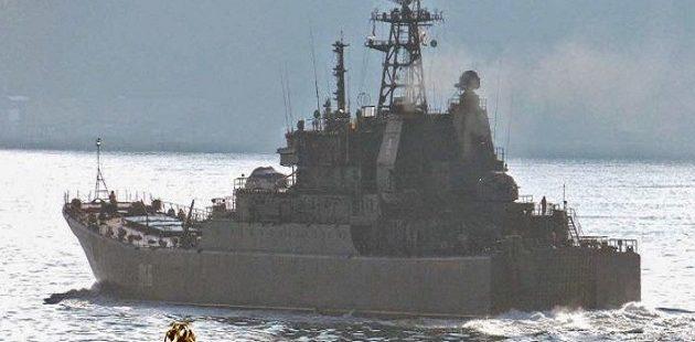 Δύο ρωσικά πολεμικά πλοία παραβίασαν τα χωρικά ύδατα της Σουηδίας
