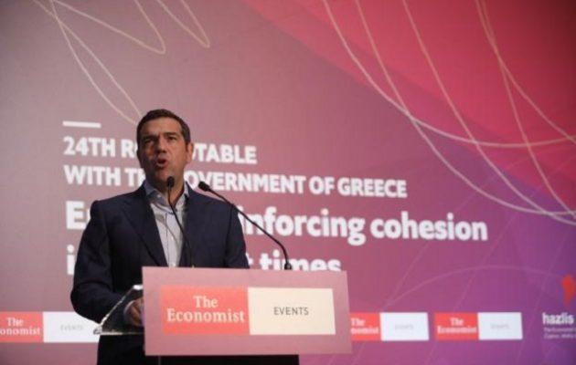 Τσίπρας: Ο Ολάντ βοήθησε την Ελλάδα χωρίς ανταλλάγματα