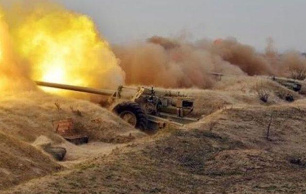 Το Αζερμπαϊτζάν επιτέθηκε στην Αρμενία – Στόχος η κατάληψη του Ναγκόρνο Καραμπάχ