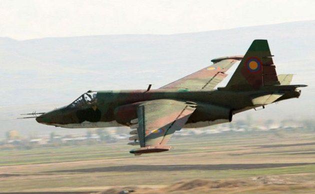 Τουρκικό F-16 κατέρριψε αρμενικό SU-25 στον εναέριο χώρο της Αρμενίας – Σκοτώθηκε ο πιλότος