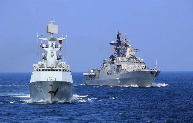Η Ρωσία ανακοίνωσε στρατιωτικές ασκήσεις μαζί με Κίνα, Πακιστάν και Ιράν