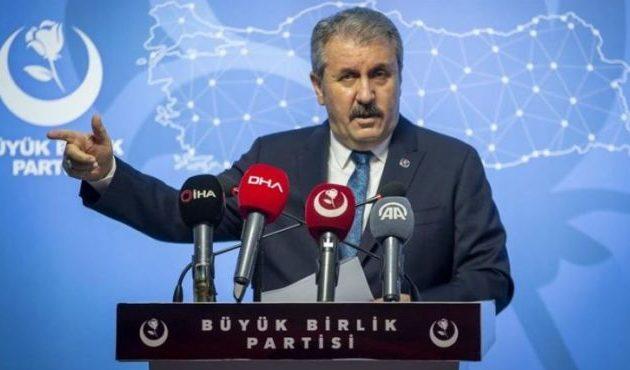 Μουσταφά Ντεστιτζή: Η Ρω είναι τουρκικό νησί – Να επέμβουμε στρατιωτικά όπως το 1964