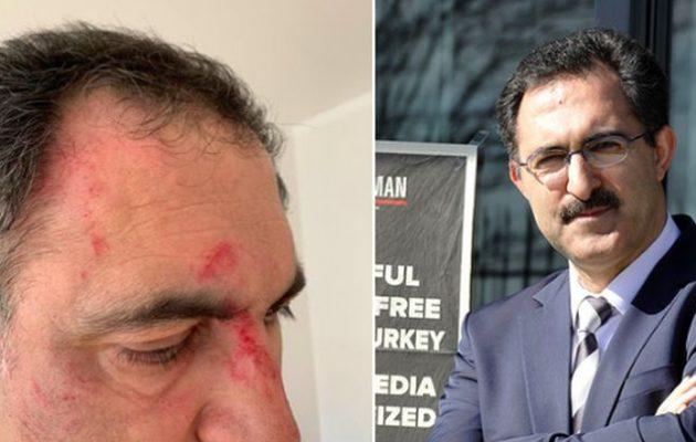 Ξυλοκόπησαν στη Στοκχόλμη τον Αμπντουλάχ Μποζκούρτ, δημοσιογράφο επικριτή του Ερντογάν