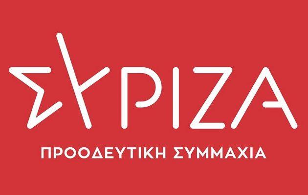 ΣΥΡΙΖΑ: Ο κ. Ταραντίλης έκανε την αρχή, να ακολουθήσει και η Μενδώνη