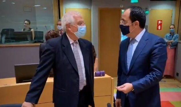 Η Κύπρος δεν προσκύνησε: Ο Χριστοδουλίδης επέμεινε στο βέτο εάν δεν επιβληθούν κυρώσεις στην Τουρκία