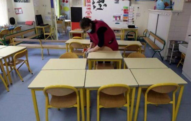 Κορωνοϊός Γαλλία: Έκλεισαν 81 σχολεία και κρούσματα σε δέκα πανεπιστήμια