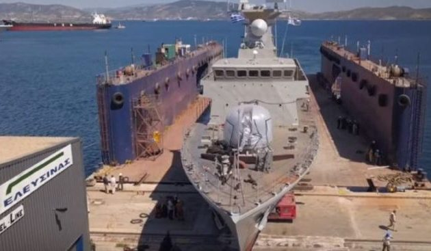 Νίκος Στέφος: Αγοράζουμε επτά πολεμικά πλοία από τις ΗΠΑ – Τα τέσσερα θα ναυπηγηθούν στην Ελλάδα