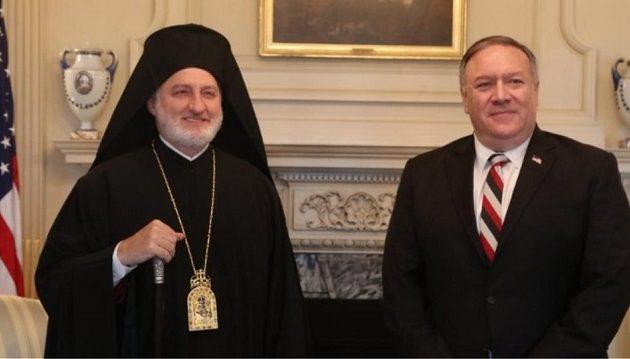 Αρχιεπίσκοπος Ελπιδοφόρος: Να αλλάξει ρητορική η Τουρκία για να προχωρήσουν οι συνομιλίες