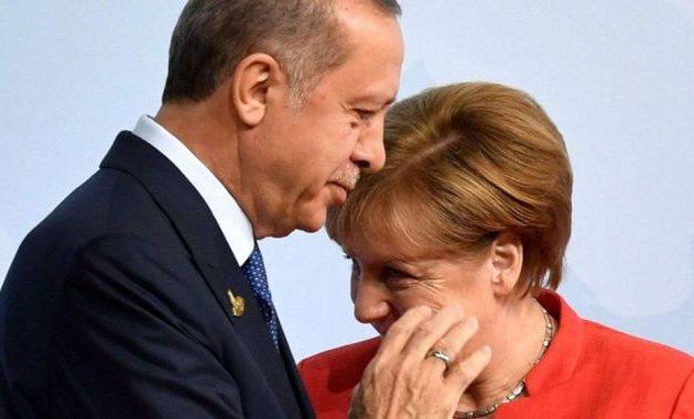 Το Γερμανικό άλλοθι και το τέλος των ψευδαισθήσεων για κυρώσεις στην Τουρκία