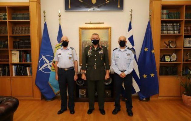 Υπεγράφη το πρόγραμμα στρατιωτικής συνεργασίας Ελλάδας, Κύπρου, Ισραήλ για το 2021