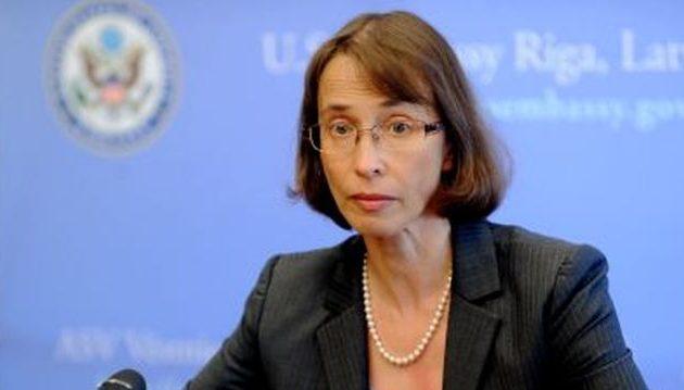 Αμερικανίδα Πρέσβυς Κύπρος: Η απόφαση των ΗΠΑ για μερική άρση του εμπάργκο όπλων δεν στρέφεται κατά της Τουρκίας