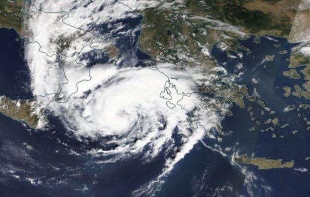 Κυκλώνας «Ιανός»: Σοβαρά προβλήματα ηλεκτροδότησης στην Ιθάκη