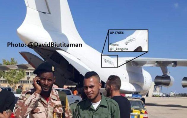 Το Καζακστάν απαγόρευσε τη λειτουργία τριών αεροπορικών εταιρειών που παραβίασαν το εμπάργκο όπλων στη Λιβύη