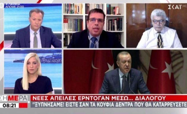 Δημ. Καιρίδης: Η Τουρκία προσπαθεί να δικαιολογήσει στο εσωτερικό την αναδίπλωσή της