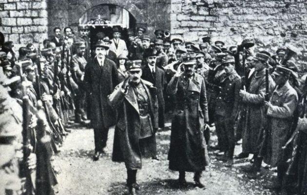 11η Σεπτεμβρίου 1922: Το Κίνημα του Στρατού μετά τη Μικρασιατική Καταστροφή
