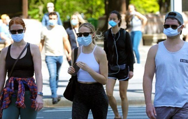 Κορωνοϊός: Οι 11 περιοχές όπου είναι υποχρεωτική η χρήση μάσκας σε εξωτερικούς και εσωτερικούς χώρους