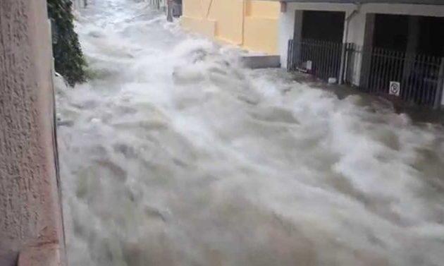 Ο «Ιανός» πλημμύρισε τη Φθιώτιδα – Το βράδυ της Παρασκευής «χτυπά» Αθήνα