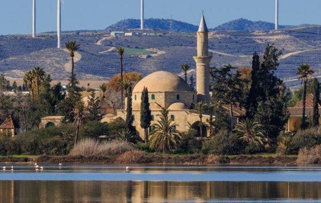 Τζιχαντιστής ιμάμης του Ερντογάν προτρέπει σε «τζιχάντ» για την «απελευθέρωση» του τάφου της Ουμ Χαράμ στην Κύπρο