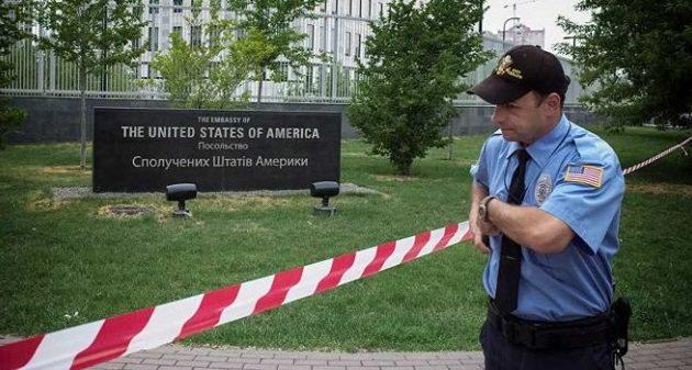 Υπάλληλος της αμερικανικής πρεσβείας στο Κίεβο ξυλοκοπήθηκε μέχρι θανάτου