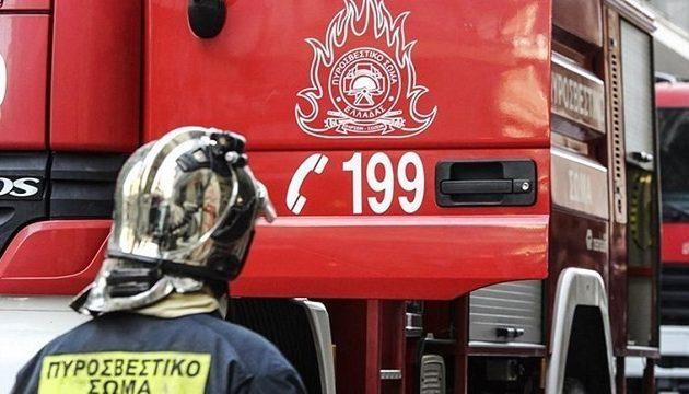 Τραγωδία με 39χρονο πυροσβέστη – Πέθανε όταν τον χτύπησε η μάνικα