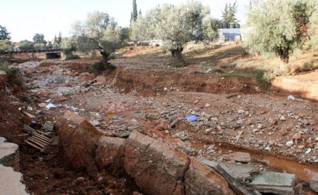 Κυκλώνας «Ιανός»: Αγνοείται οδηγός στην Καρδίτσα που επιχείρησε να περάσει ρέμα